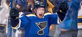 Blues GM Armstrong's offseason Job One: Re-sign Tarasenko