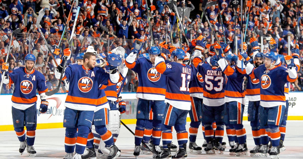 Let S Go Islanders Chant Erupts As Billy Joel Closes Out