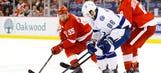 Tampa's Kucherov not complaining about hit from Detroit's Kronwall