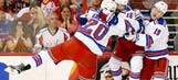 Rangers edge Caps, win second straight to force Game 7