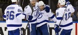 Lightning embrace a defense-first mentality for Game 4