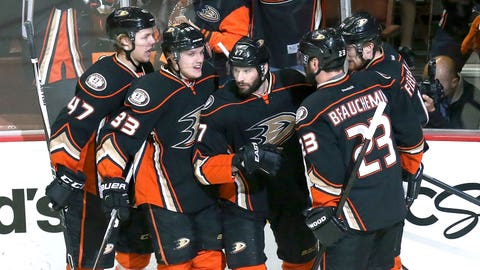 Early look at who Ducks could target in free agency