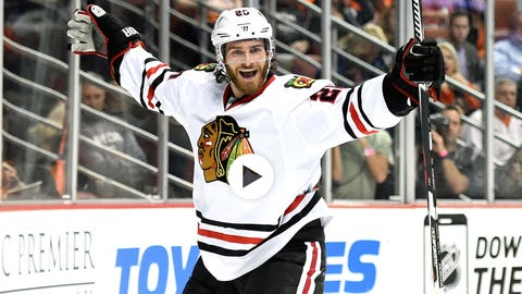 Q&A with new Blue Jackets winger Brandon Saad