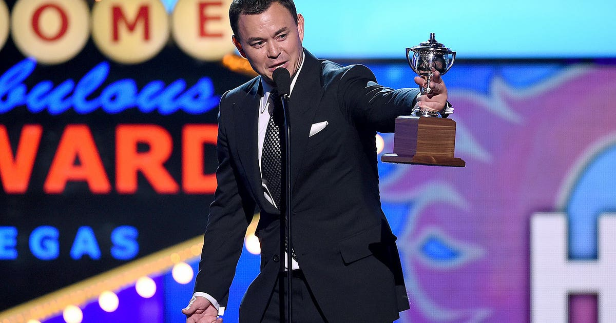 quality design 23b34 e0393 Flames Hudler wins Lady Byng Trophy, gives speech of the night  FOX Sports