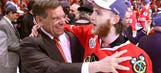 Blackhawks owner Wirtz remains mum on Kane