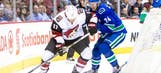 British Columbian-raised Cracknell eyes shot at cracking Canucks lineup