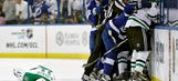 Lightning D Nikita Nesterov suspended 2 games for boarding