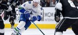 Alexandre Burrows on temporary leave from Canucks for personal reasons