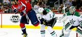 Ovechkin scores milestone goal but Stars bounce back to beat Caps