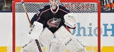 Night and day difference between Sergei Bobrovsky's October and November