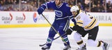 Canucks fans start GoFundMe campaign to pay Prust's spearing fine