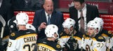 Recent improvements have Bruins coach Claude Julien revising team's evaluation