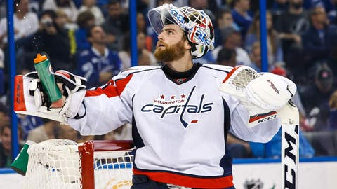 Holtby's one cool customer