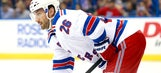 Rangers place veteran forward Stoll on waivers