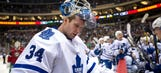 Panthers sign former Sharks, Leafs goalie James Reimer to 5-year deal