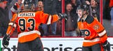 Flyers' Voracek on Gostisbehere: 'Three-on-three is built for him'