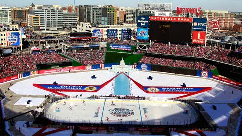 Nationals Park: Chicago Blackhawks at Washington Capitals, 2015