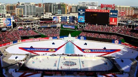 Nationals Park: Chicago Blackhawks at Washington Capitals, 2015