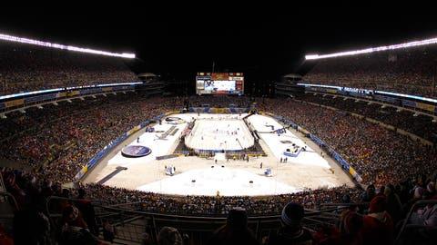 Heinz Field: Washington Capitals at Pittsburgh Penguins, 2011