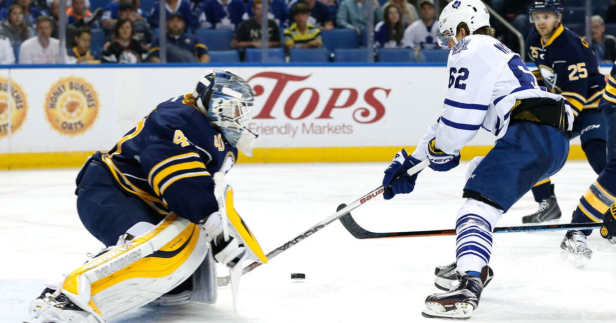 Lehner lamnar ottawa for buffalo