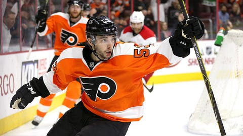 Flyers' Gostisbehere continues to haunt Hurricanes