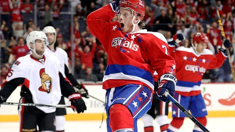 Carlson, Capitals continue solid play to subdue Senators