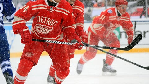 Detroit Red Wings 2014