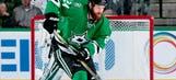 Stars' Jordie Benn scores moments after Wild liken him to Yukon Cornelius