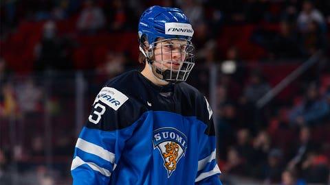 Jesse Puljujarvi - Team Finland