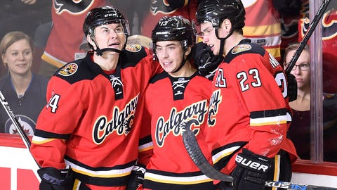'Johnny Hockey' does it again