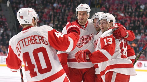 Detroit Red Wings: $550 million