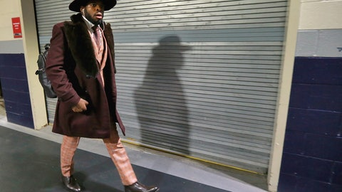 Super fly Subban's got swagger