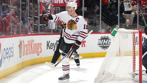 Blackhawks' Toews comes through in the clutch