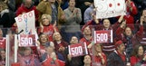 Ovechkin scores 500th career goal, adds 501st for good measure in win