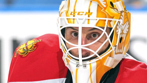 Fun in the sun: Luongo, Panthers enjoying sizzling stretch
