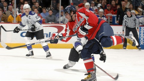 Ovechkin wastes little time reaching 200 goals