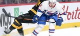 Did Montreal's Brendan Gallagher slew-foot Bruins' Zach Trotman?