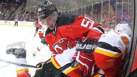 Flames' Bennett difficult to douse