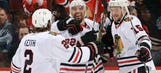 With No. 1 out of reach, Blackhawks have to settle for best in the West