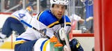 Jaden Schwartz is back, and that's a good thing for the Blues