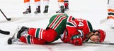 Devils' Blandisi penalized for flop worthy of World Cup or NBA