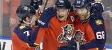 Jaromir Jagr scores twice, passes Brett Hull for third on career list