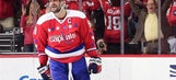 Capitals nab 50th win, become first NHL team to clinch a playoff spot