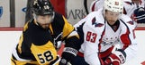Capitals' Marcus Johansson says Kris Letang should be suspended for hit
