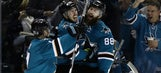 Sharks crush Predators, advance to their 1st conference final since 2011