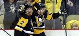 Sidney Crosby's OT winner fuels Penguins past Lightning to tie series