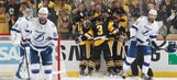 Penguins top Lightning to advance to Stanley Cup Final