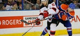 Oilers trade Taylor Hall to Devils for Adam Larsson