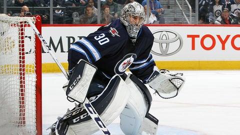 G Connor Hellebuyck, Winnipeg Jets