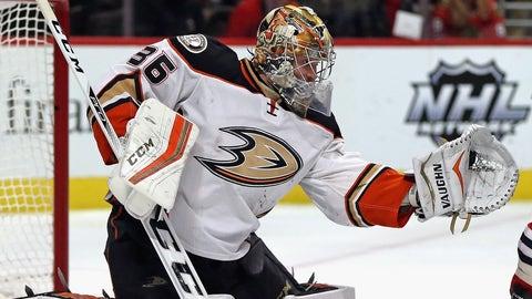 G John Gibson, Anaheim Ducks